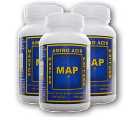 3 x MAP (120) Beljakovine