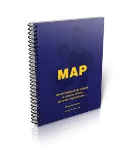 MAP idealni beljakovinski dodatek za starejše, ošibele, športnike, vegetariance