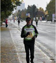 Pri 57 Letih Prvič Tekel Maraton