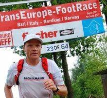 Kaj Pravi Zmagovalec 100 km Supermaratona Robert Wimmer?
