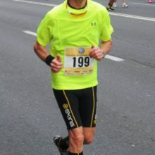 Na maraton »po prstih« – v obutvi VIBRAM FiveFingers